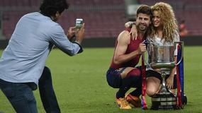 Tak Pique i Shakira świętowali urodziny