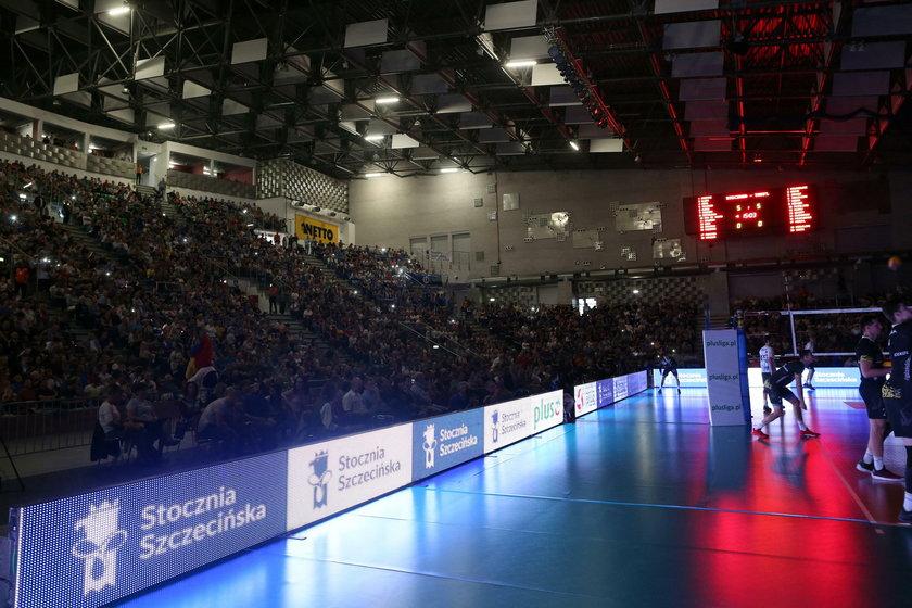 Mecz z udziałem polskich mistrzów świata przerwany