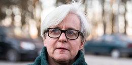 Kluzik o pogrzebie Lityńskiego: Zofia Romaszewska nie była najważniejsza w tej ceremonii