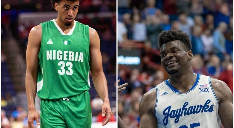 Nigeria well represented in this year's NBA Draft class with 8 players drafted into the world's most premium basketball league