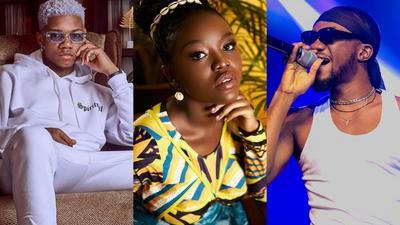 Top 5 Ghanaian artistes of 2021 (so far)