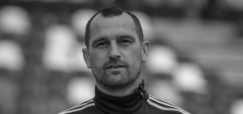 Były bramkarz Cracovii zginął w wypadku. Jacek Felsch miał 47 lat