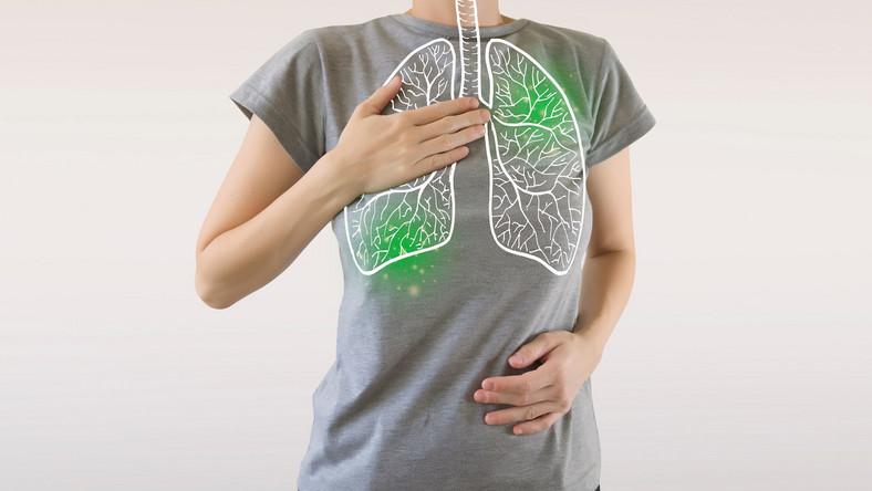 Płuca, infekcja