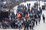 Daliti, protesti