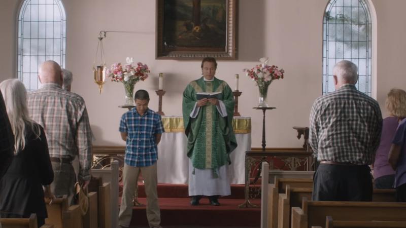 """All Saints"" - kadr z filmu"