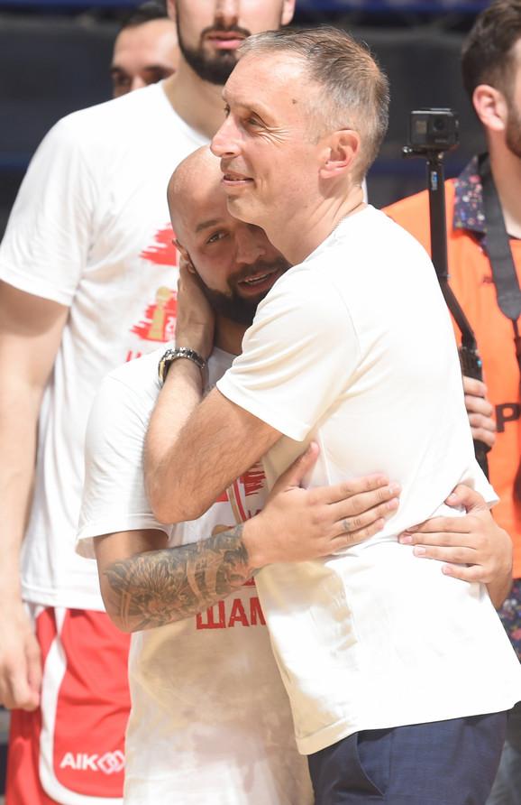 Filip Čović i Milan Tomić