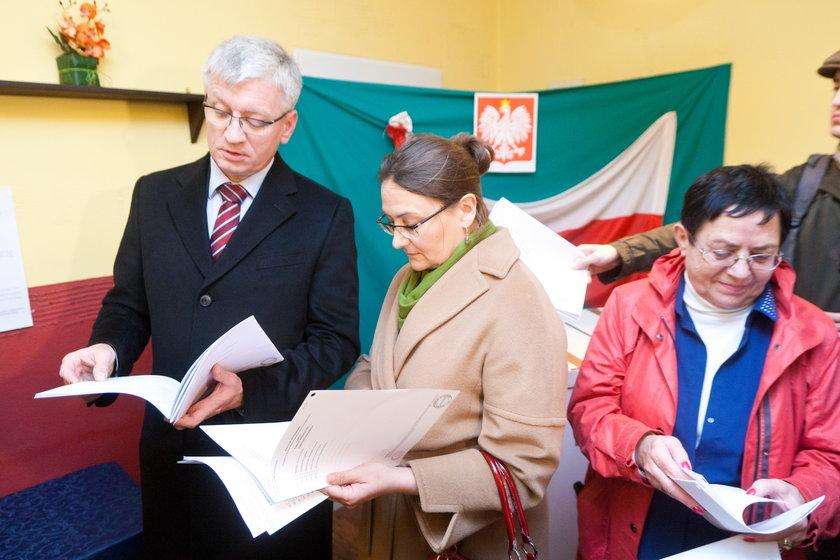 Oto wyniki wyborów na prezydenta Poznania!