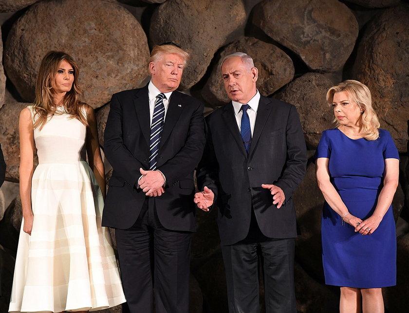 Trump zbłaźnił się w muzeum Holokaustu. Wystarczy spojrzeć!