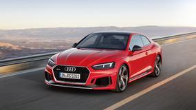 Najnowsza generacja mocarnego coupe - Audi RS 5 w salonach