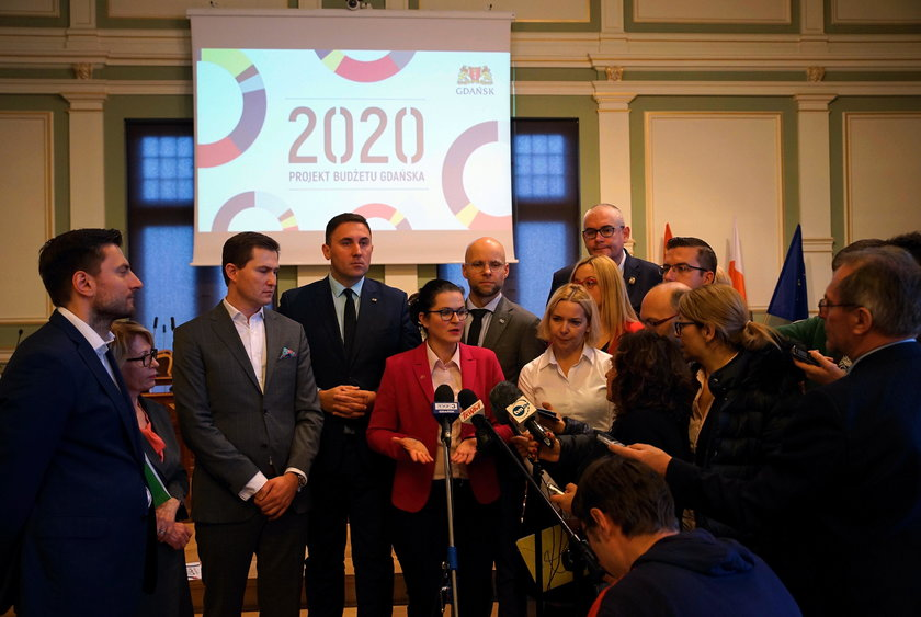 budżet Gdanska 2020