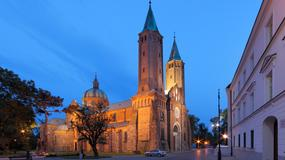 Katedra w Płocku - jedna z najstarszych bazylik w Polsce