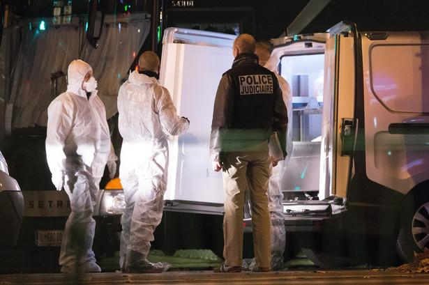 Paryż - atak terrorystyczny