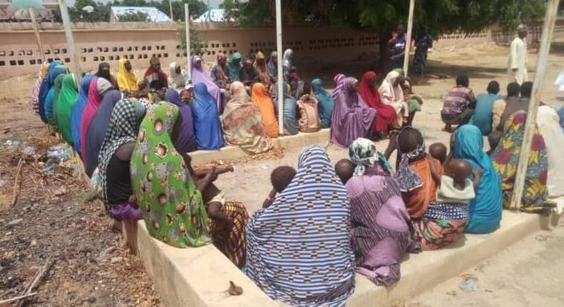 Zamfara secures release of 200 kidnapped victims through peace dialogue/Illustration. [The Cable]