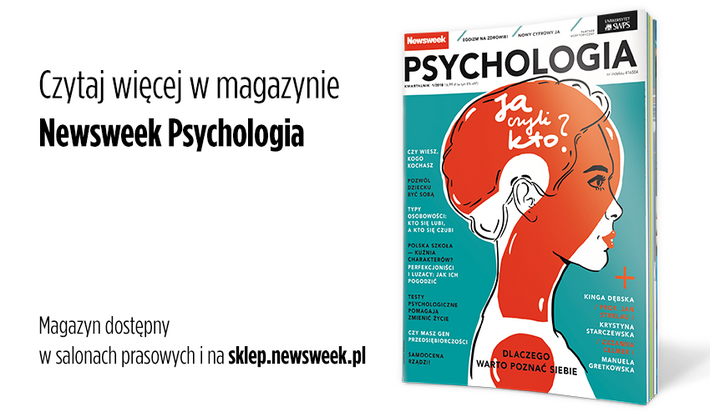 Newsweek Psychologia 1/2018