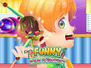 Funny Ear Surgery