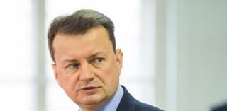 Błaszczak: Stanisław Piotrowicz jest wybitnym prawnikiem, a pan Pikul nie jest panem Bogiem