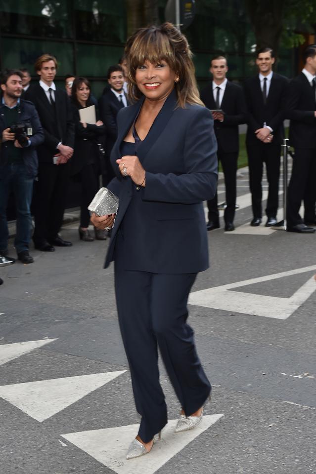 Tina Turner obecnie