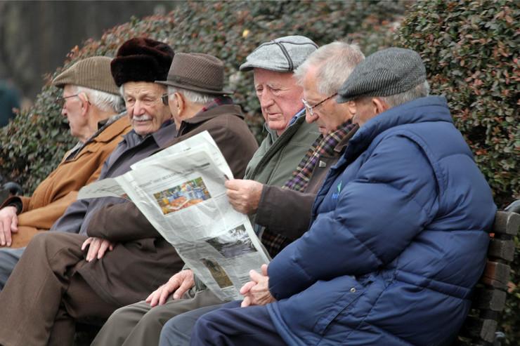 Penzioneri  foto Mitar Mitrovic
