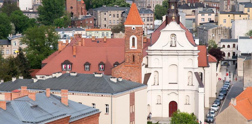 Zaraza u zakonników w Gnieźnie! Braciszkowie zmożeni groźnym wirusem