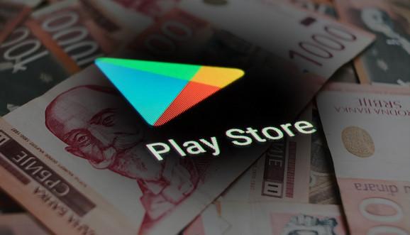 Google Play Store KOMBO foto Profimedia