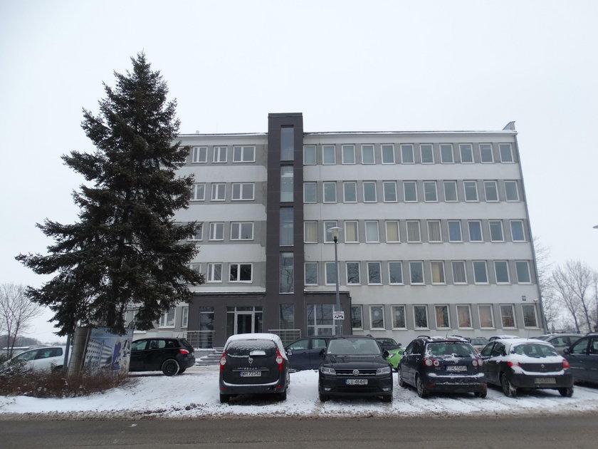 Budynek przy ul. Grenadierów 13 w Lublinie