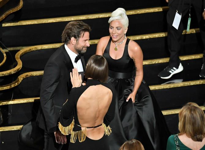 Gaga ni ne vidi Irinu