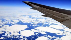 Grenlandia: Rekordowe topnienie powierzchni pokrywy lodowej