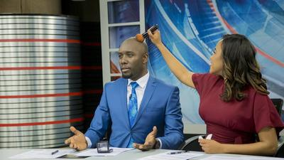 Olive Burrows speaks on marrying Dennis Okari, explains their relationship