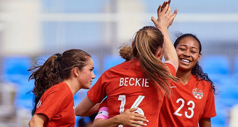 Canada Women's National Team (Twitter/Canada Soccer)