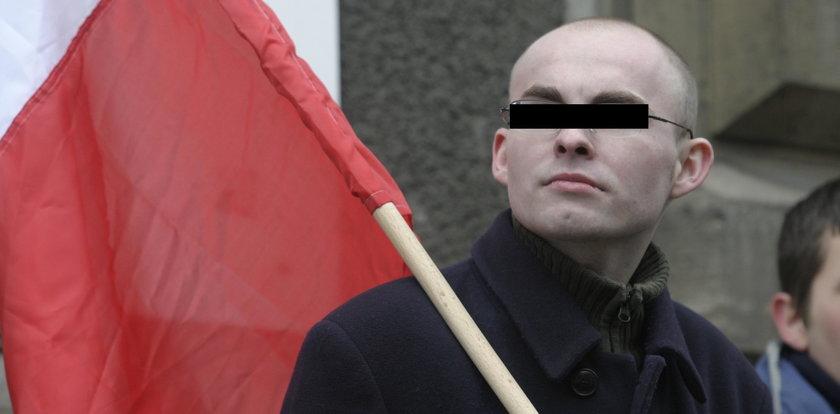Uderzenie w neonazistów. Jeden z podejrzanych pracował kiedyś w TVP
