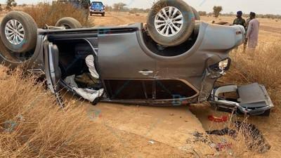 Matam: Les circonstances de l'accident de Serigne Bara Mbacké Dolly et Abdoulaye Mbaye Pekh connus