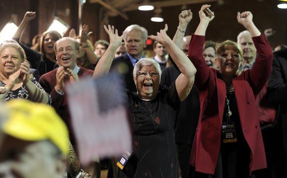 Radost republikanskih birača