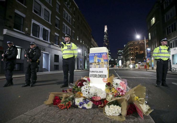 48 ljdui ranjeno u Londonu