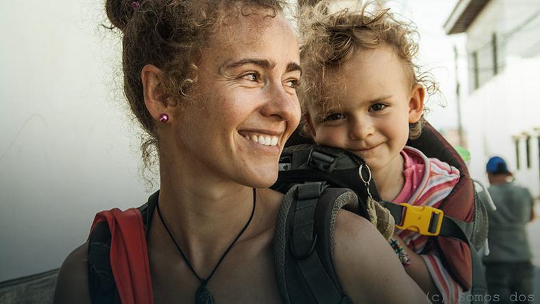 Wywiad z polską podróżniczką, fotografką, która od 2 lat podróżuje z 3-letnią córką