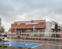 Nowy McDonald w Lęborku