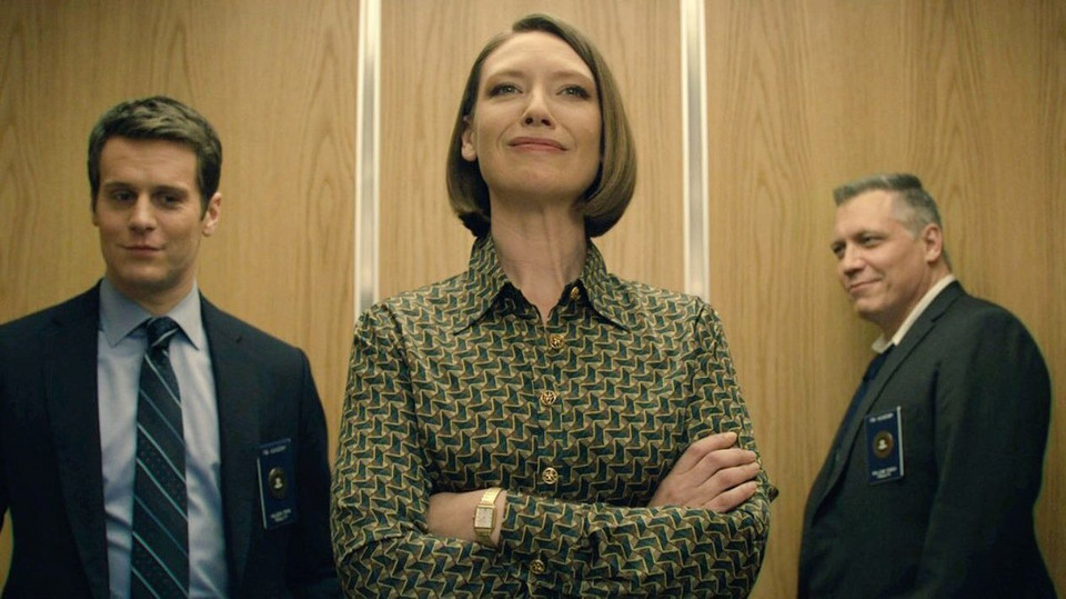 "2. ""Mindhunter"" (sezon 1)"