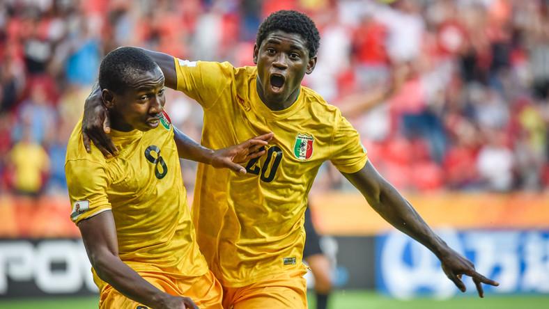 Sekou Koita i Mohamed Camara