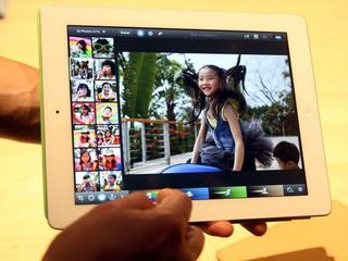 Apple iPad video tv online tablet