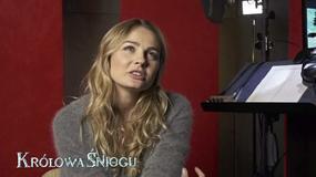 """""""Królowa Śniegu"""": Małgorzata Socha o swojej roli"""