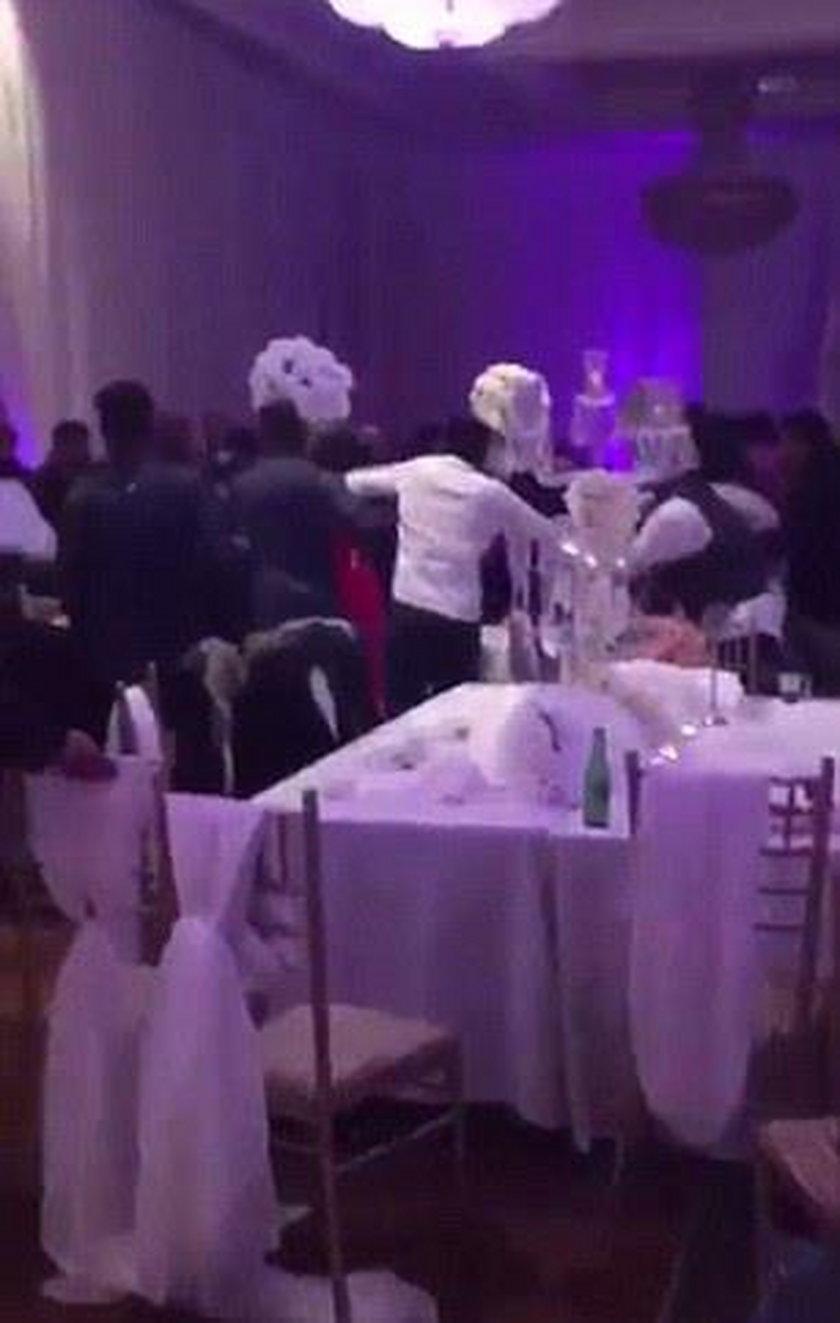 Seks-skandal na weselu. Przez te fotki chcieli się pozabijać