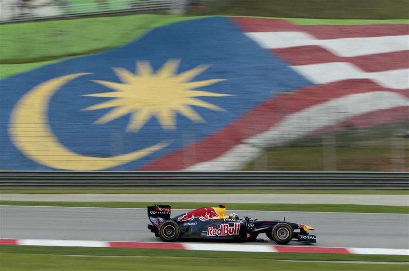 Zmiennik Kubicy na podium GP