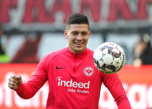 Luka Jović će sa timom putovati u Milan
