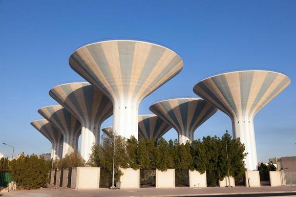 Vodeni tornjevi u Kuvajtu