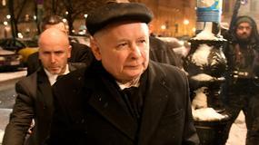 Kaczyński o wypadku premier Beaty Szydło: opozycja nie liczy się z zasadami