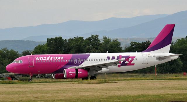 Mađarska jeftina kompanija Wizz air