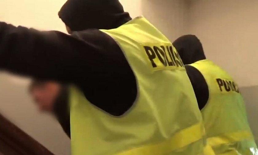 Groził prezydentowi Olsztyna w Internecie. 24-latek zatrzymany