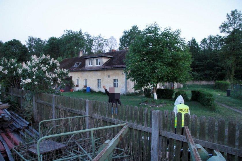Rodzinna tragedia w Murowie