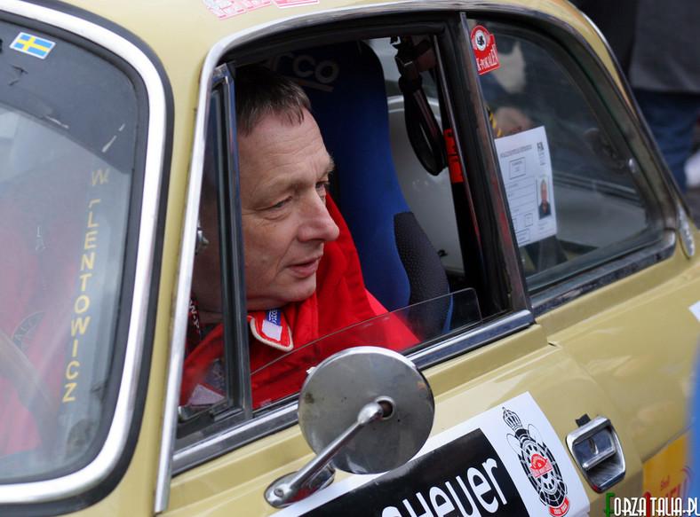 Załoga Jerzy i Wojciech Walentowicz wystartują Alfą Romeo 2000 GTV