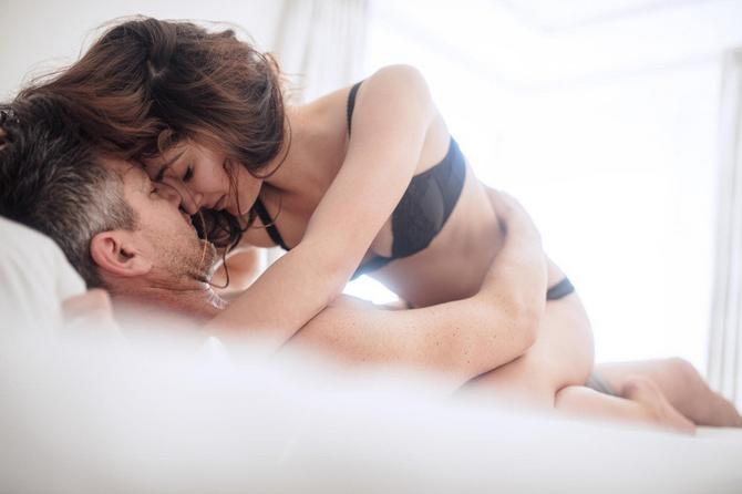 Ako raskinemo, to će značiti da bacam dve godine naših života samo zbog boljeg seksa