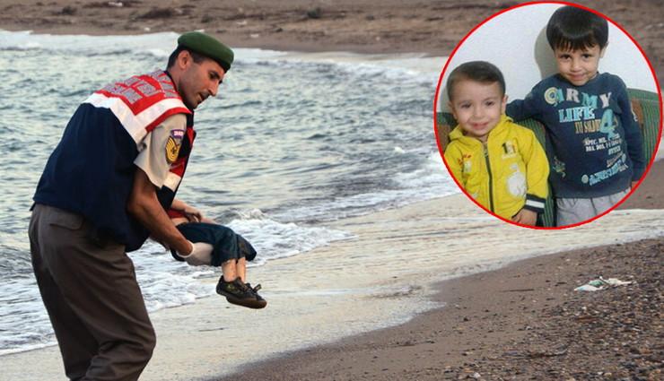 Strašna sudbina braće Kurdi
